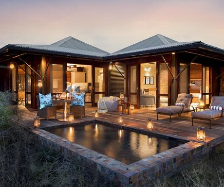 Kwandwe Ecca Lodge suite
