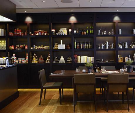 Anima Cafe interior