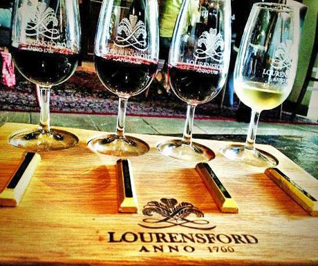 Lourensford wine