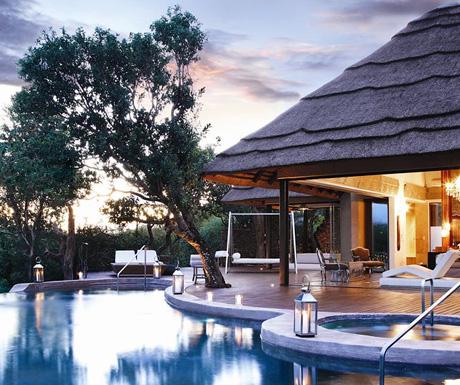 Molori Safari Lodge suite