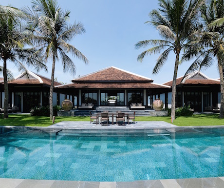 Nam Hai - 4BR Beachfront Pool Villa
