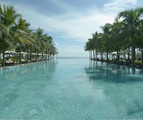 Nam Hai - Pool View