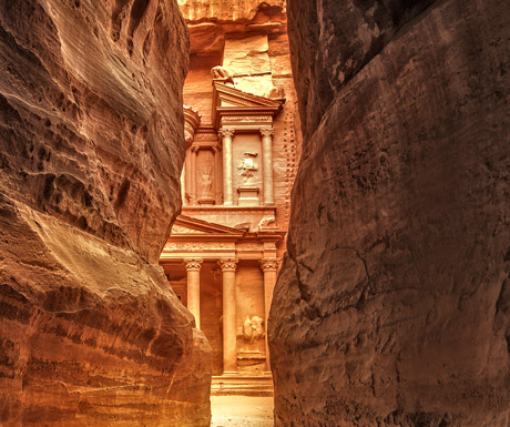 Petra hike