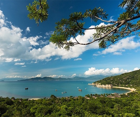 Six Senses Ninh Van Bay - Resort View