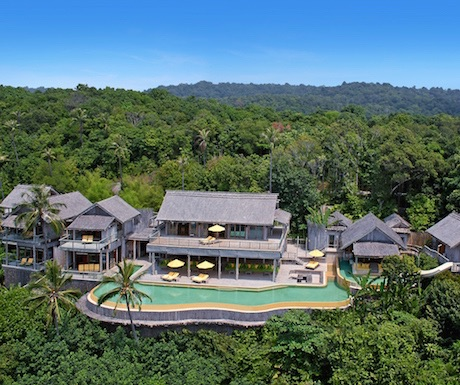 Soneva Kiri - 6BR Private Cliff Pool Reserve