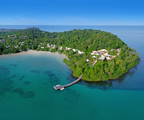 Soneva Kiri - Resort View