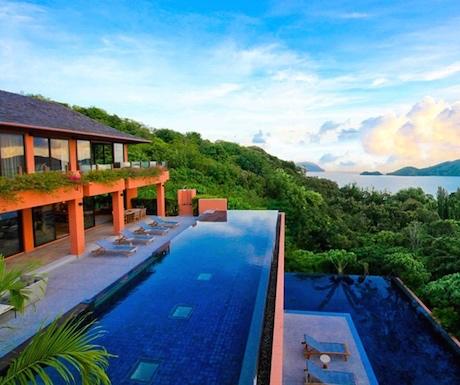 Sri Panwa - 4 Bedroom Residence Villa