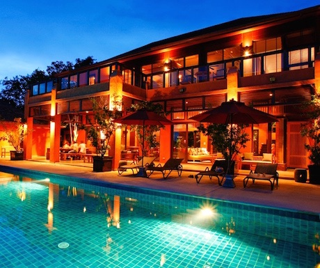 Sri Panwa - 5 Bedroom Residence Villa