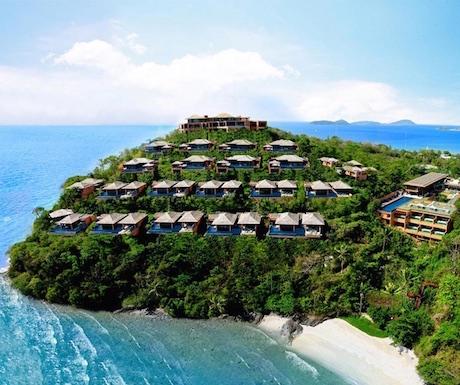 Sri Panwa - Resort Pic