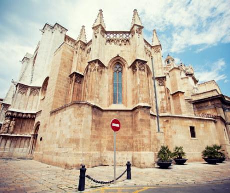 Tarragona Cathedral Catalonia