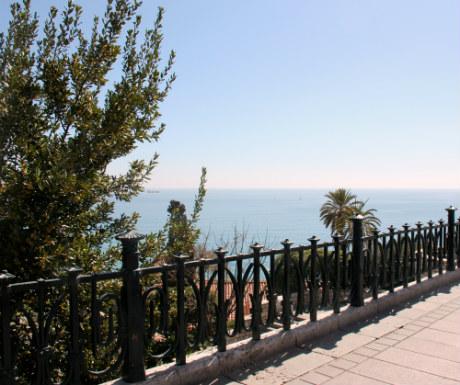 Tarrgona Balcony of Mediterranean Lucky Railing