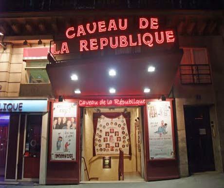 The Caveau de La Republique