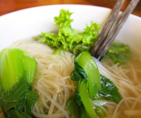Victoria Angkor - noodles