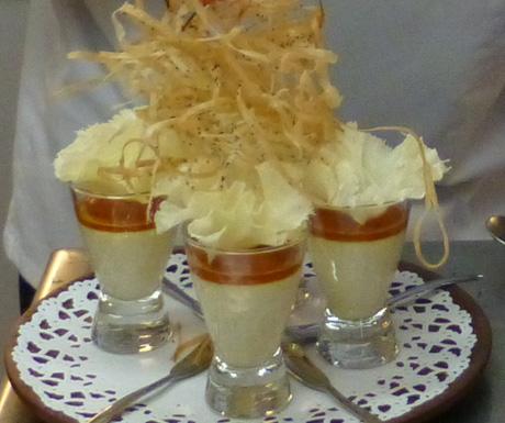 Auberge Mossiere dessert