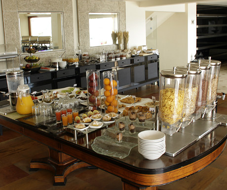 Breakfast at Elounda Gulf Villas