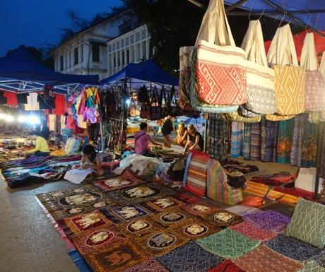 Cant Miss Experiences in Luang Prabang Laos-Night Market