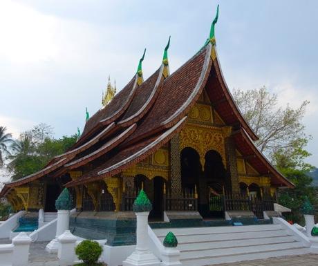 Cant Miss Experiences in Luang Prabang Laos-Wat Xieng Thong Temple