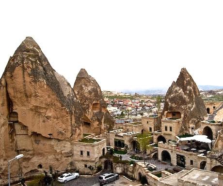 Göreme Open-Air Museum, Cappadocia