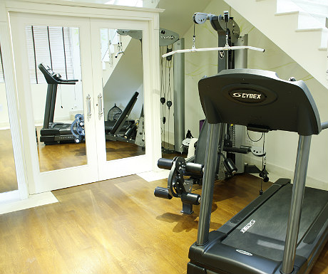Elounda Gulf Villas villa gym