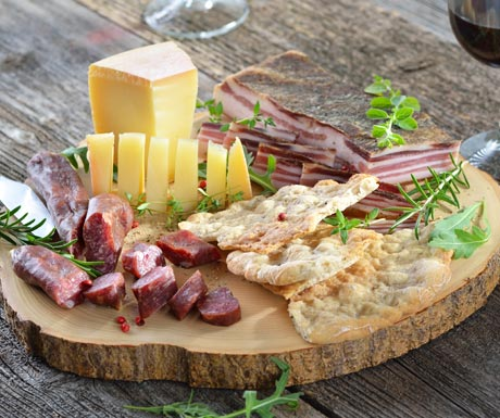 Food in South Tyrol
