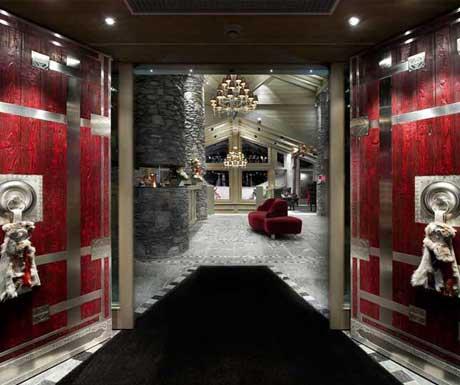 Hotel K2 Entrance