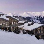 The most luxurious hotel in the Alps