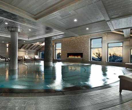 Hotel K2 swimming pool