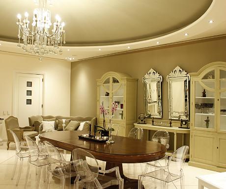 Private dining at Elounda Gulf Villas