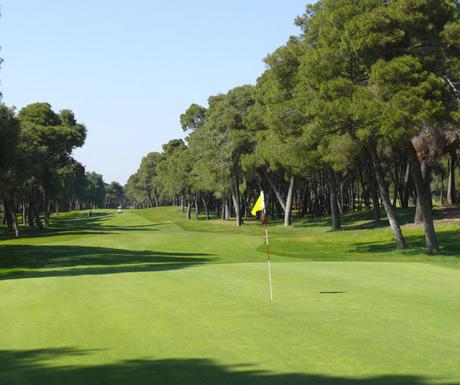Rivadei Tessali Golf