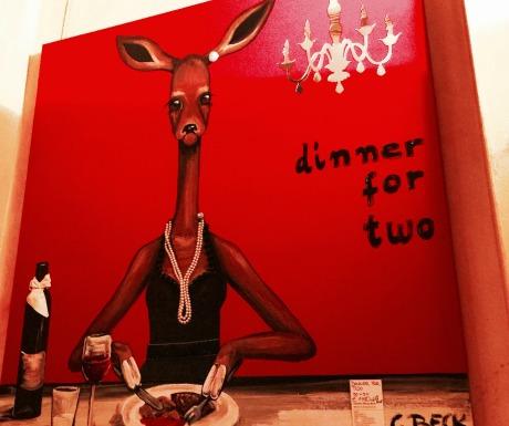 Sebold Restaurant artwork