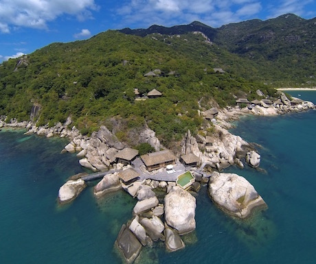 Six Senses Ninh Van Bay - Rock Retreat