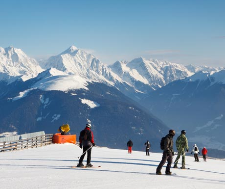 Ski in South Tyrol