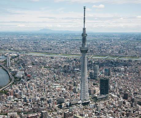 2. 19.00 Tokyo Skytree