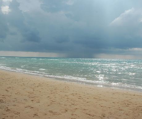 3. Beaches in Haifa