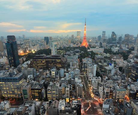 4. 8.00 Roppongi Hills Mori Tower