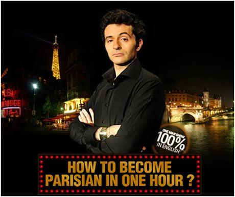 Become Parisian