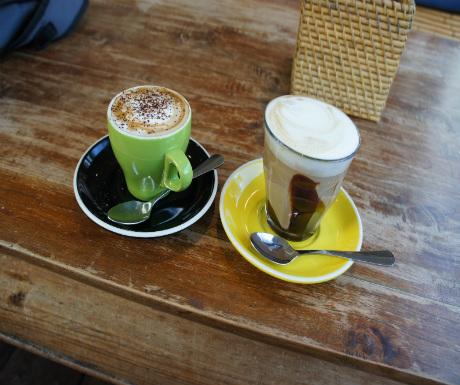 Coffee in the CBD