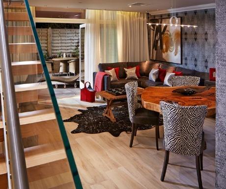 Great Dixters Duplex Master Suite