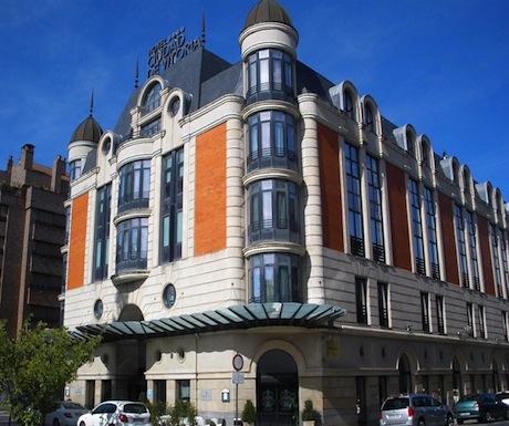 Hotel Silken Cuidad Vitoria