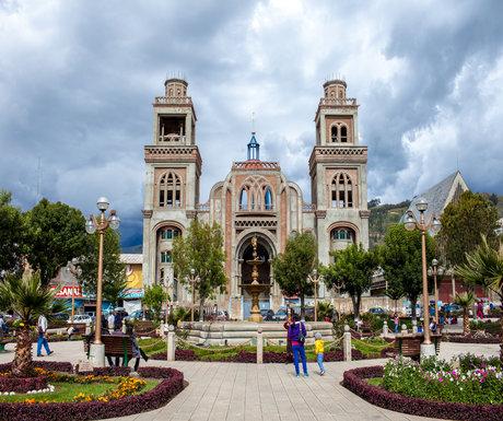 Huaraz Plaza
