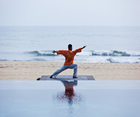 The Nam Hai - Yoga