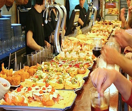 Parade of Pintxo