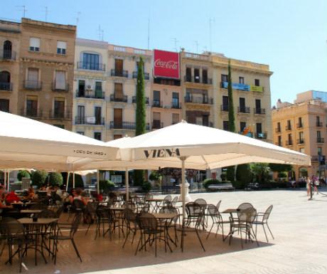 Plaza de Prim Reus