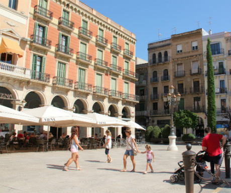 Reus Plaza de Prim