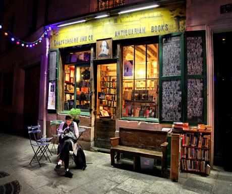 Shakespeare Bookstore