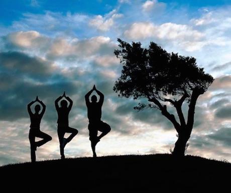 Soneva Kiri - Yoga