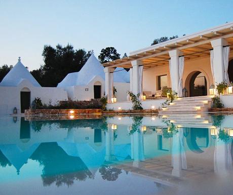 Villas-Puglia