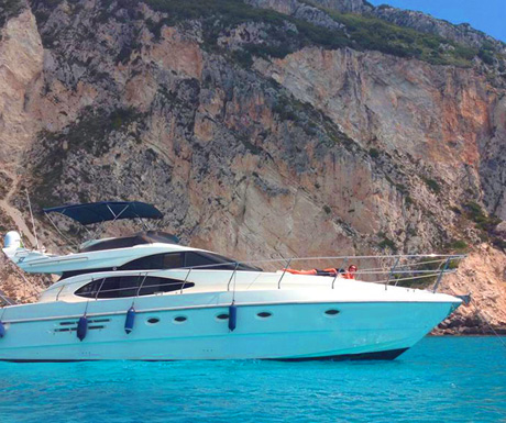 Yacht-Puglia