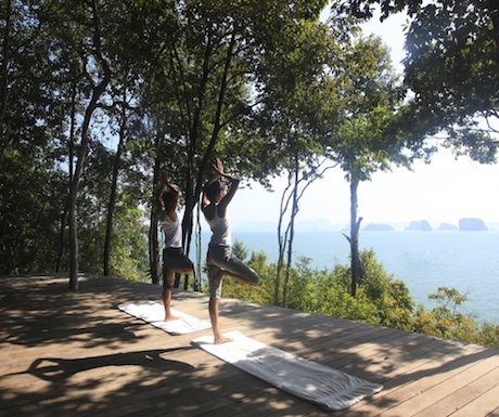 Six Senses Yao Noi - Yoga