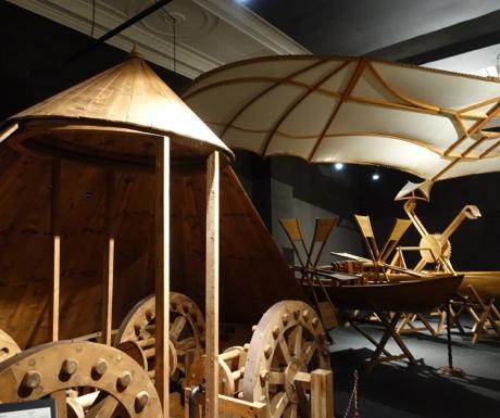 6 Cant Miss Experiences in Florence-Leonardo da Vinci Museum